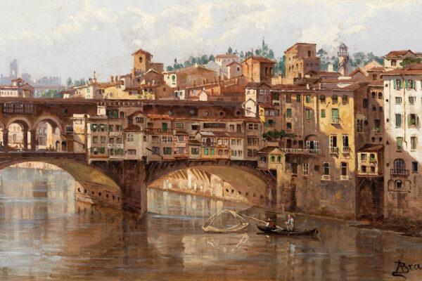 Antonie Brandeisová | Ponte Vecchio